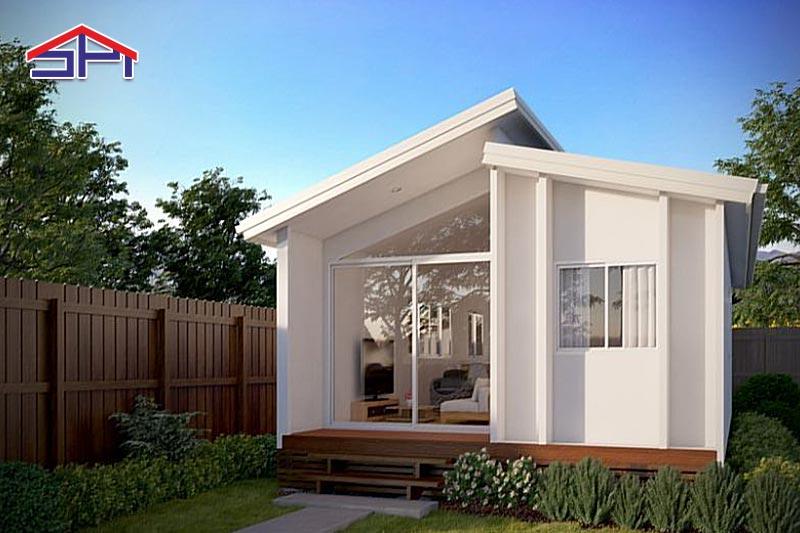 4 Model Rumah Instan Prefab Dengan Berbagai Desain dan Ukuran