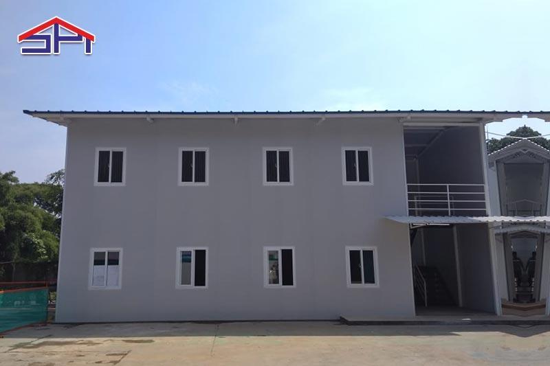 Direksi Keet Sebagai Kantor Lapangan Dalam Proyek Pembangunan
