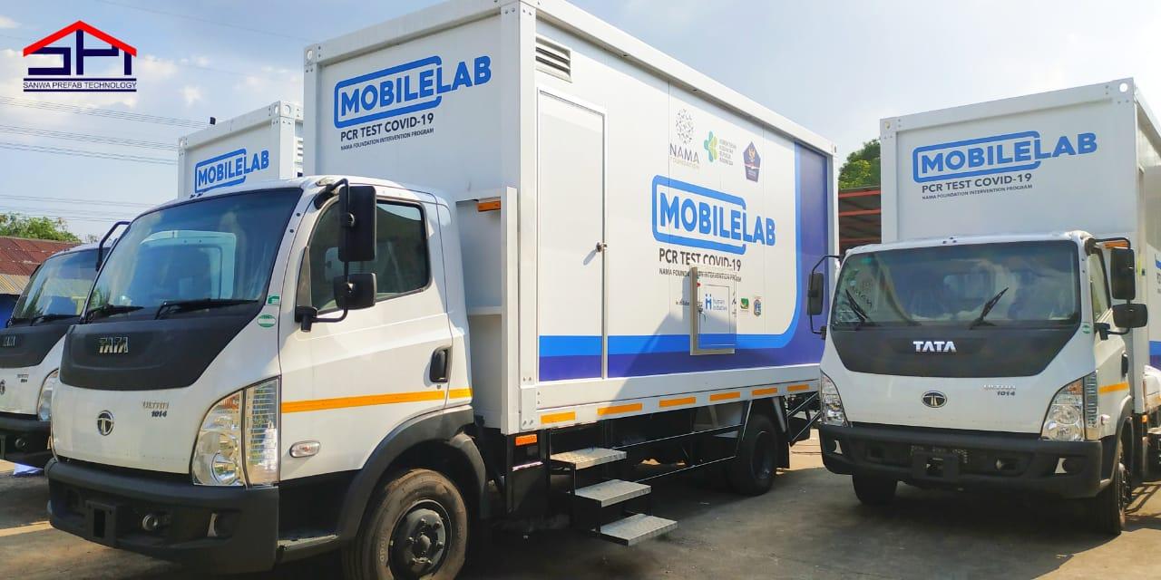 Pemprov Jakarta Kerahkan 3 Mobile Lab untuk Percepatan Pemeriksaan Covid-19