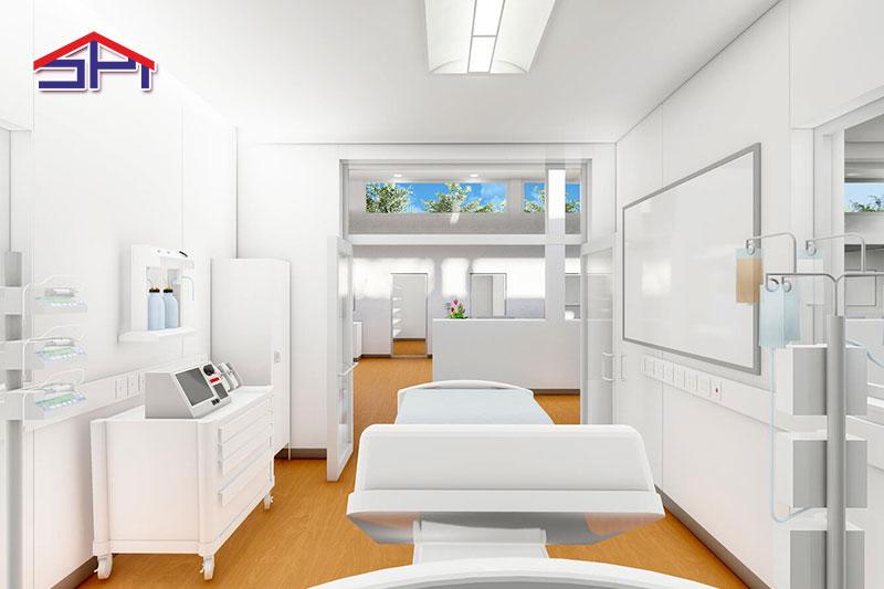 Komponen Utama Ruang Operasi di Rumah Sakit Darurat