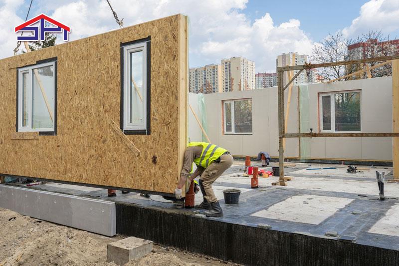 Penggunaan Rumah Instan Untuk Atasi Gempa Secara Efektif