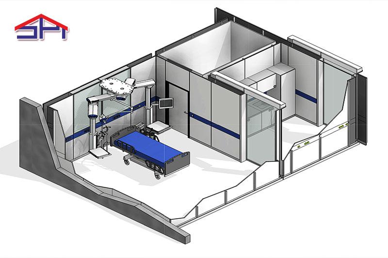 Fakta Pembuatan Rumah Sakit Modular Dalam Waktu 6 Hari