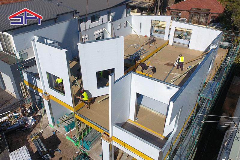 5 Ide Desain Menggunakan Rumah Prefabrikasi