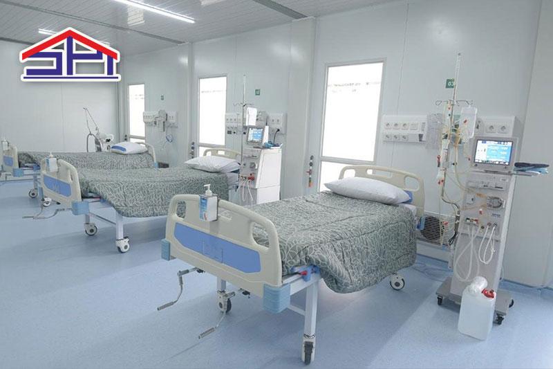 Isi Rumah Sakit Modular Yang Tak Kalah Dengan RS Lainnya