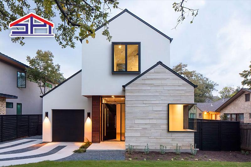 Rekomendasi Desain Rumah Prefabrikasi Yang Terlihat Cantik